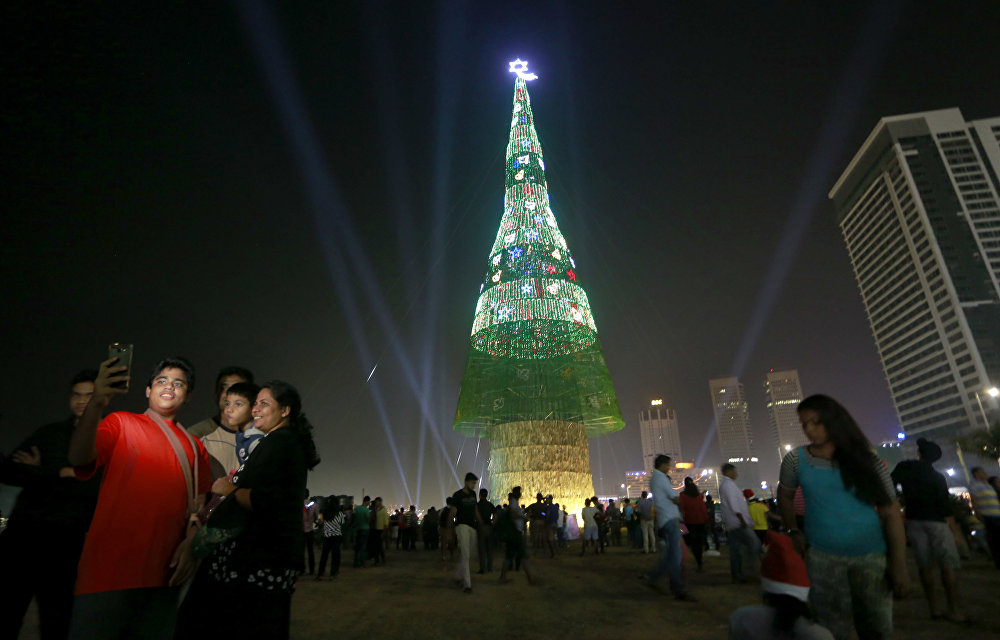 Christmas Celerations Around the World