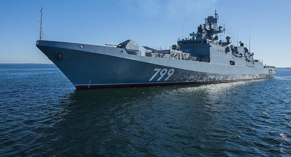 Admiral Makarov patrol ship