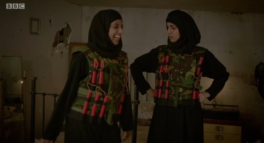 Real Housewives of ISIS BBC sketch