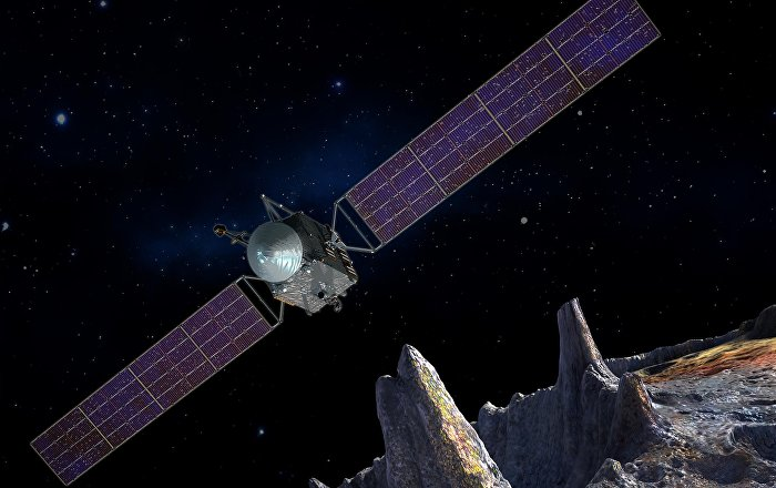 NASA Announces Mission to Asteroid Worth Quadrillions of Dollars