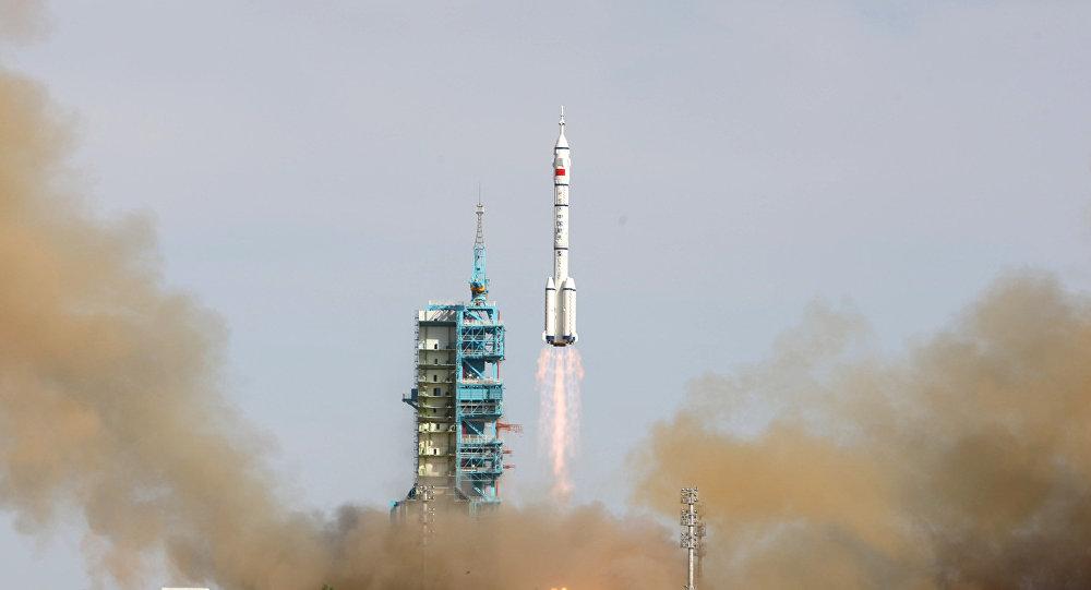 Jiuquan space centre in the Gobi Desert in Jiuquan, northwest China's Gansu. (File)