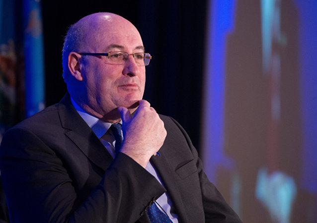Phil Hogan, the Irish EU Commissioner