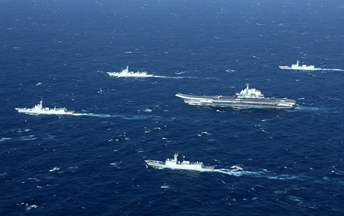 China Favors Regional Consensus Approach to South China Sea Dispute