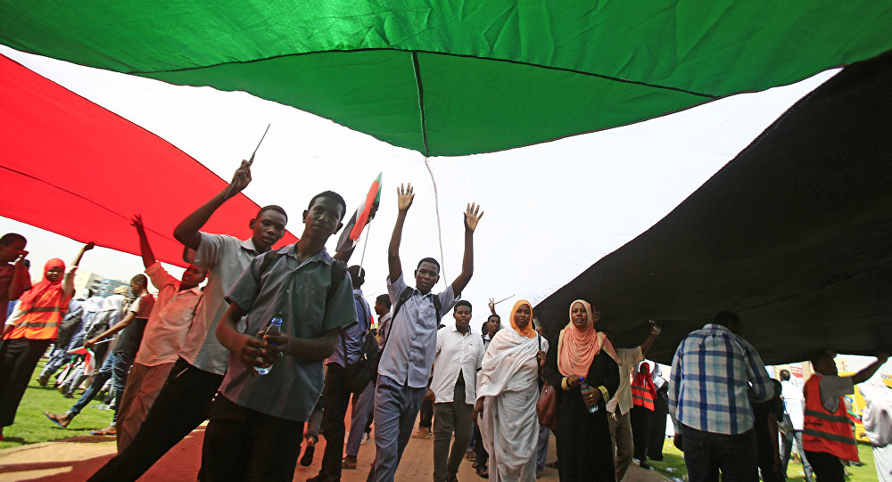 USA  lifts Sudan economic and trade sanctions