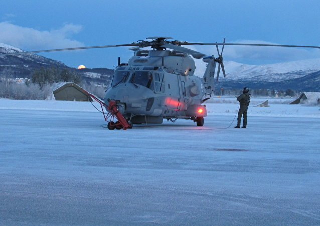 Norwegian NH90 (photo used for illustration purpose)
