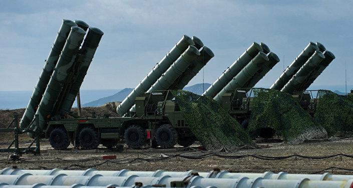 S-400連隊は、クリミアでの任務に入ります