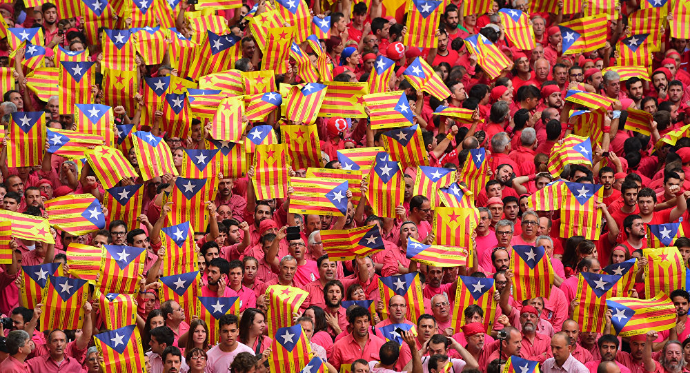 catalan independence movement launches campaign without referendum