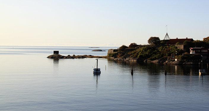 Coast of Karlshamn