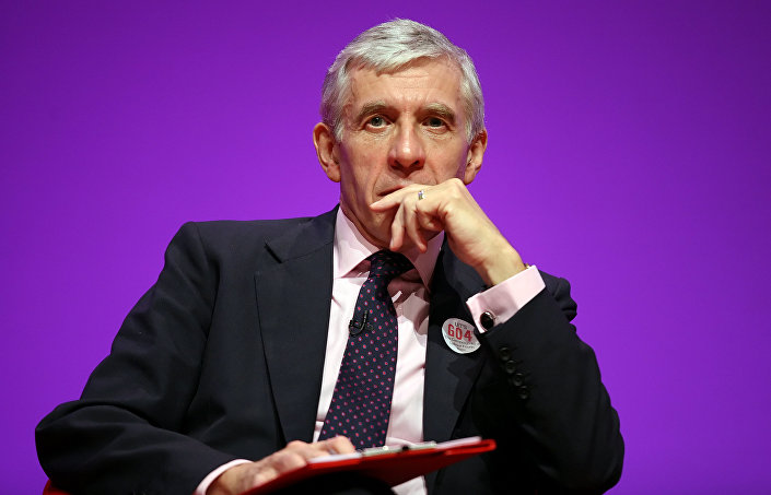 Former Labor MP Jack Straw