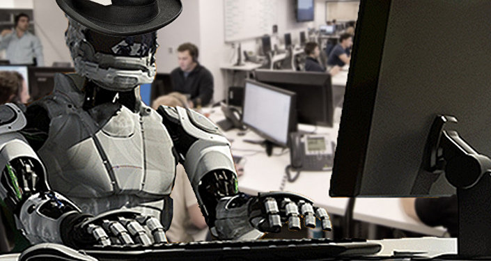 Will future journalists be robots?