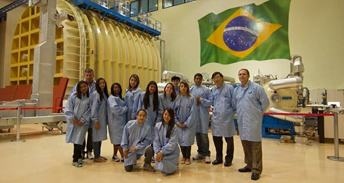 Satellite built by Brazilian students entered orbit this monday!