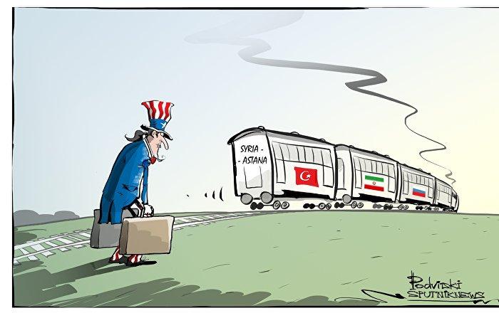 Syria-Astana