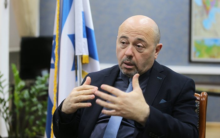 Russia Summons Israeli Ambassador Over Airstrikes Near Palmyra - Deputy FM
