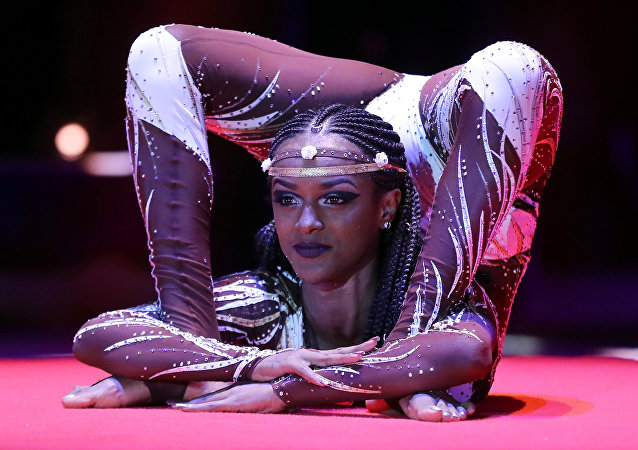Vive le Cirque! Spectacular Show at International Circus Festival in Monaco