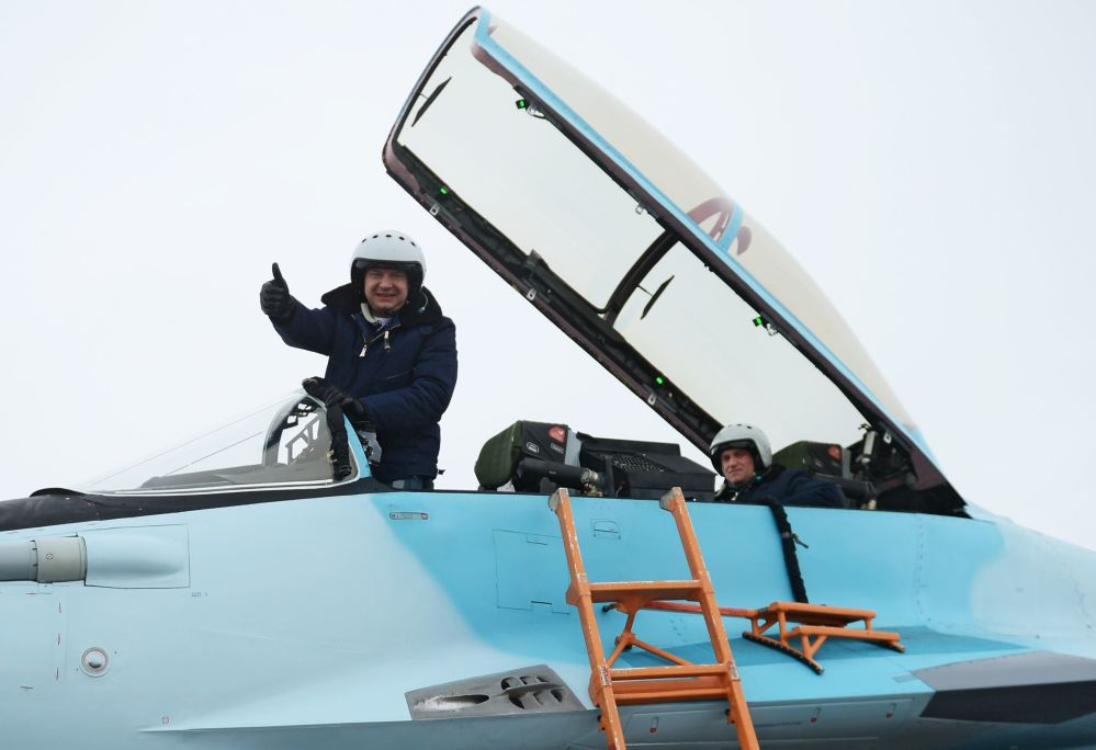 Russia's Cutting-Edge MiG-35 Multirole Fighter at Its Finest