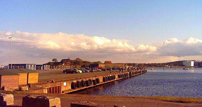 Karlshamn Harbor