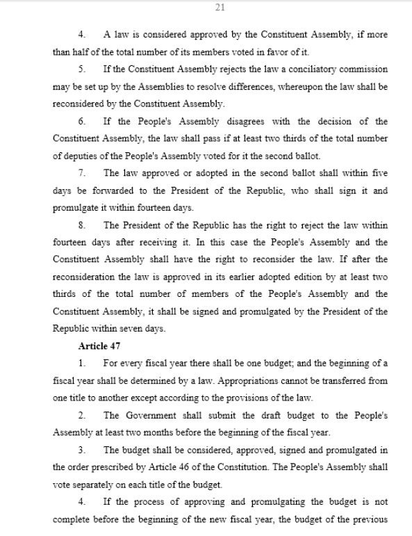 Syrian Constitution, Page 21