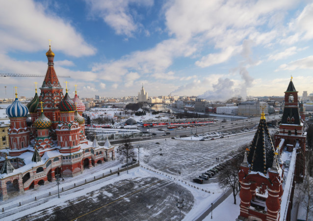 Moscow sights