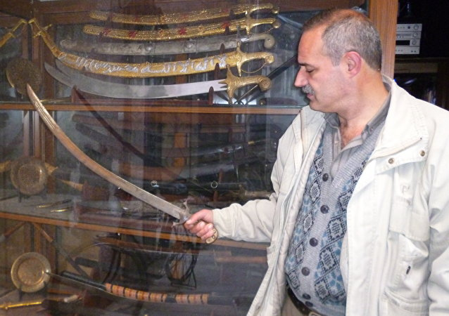 Syrian swords
