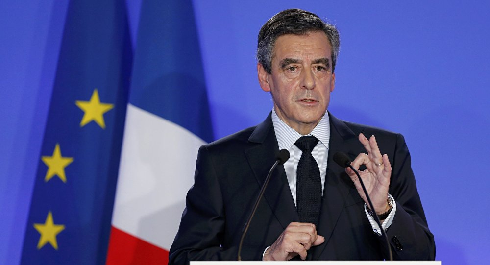 Fillon Calls French Policy of Fight Against Daesh Terrorist Group      Failure      Sputnik News