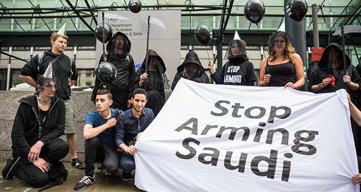 UK-based Campaign Against Arms Trade (CAAT)