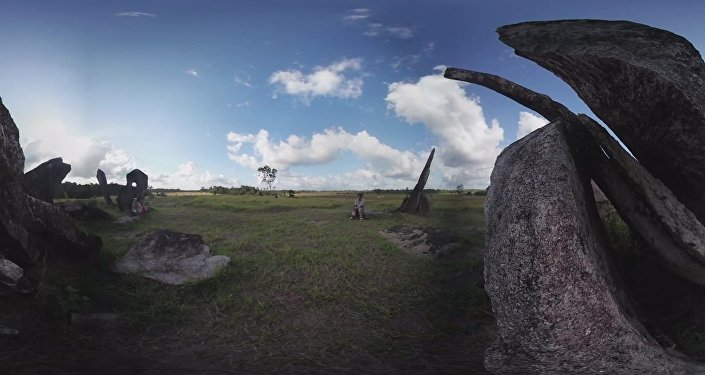 A 'Stonehenge' in Brazil's Jungle The Daily 360 The New York Times