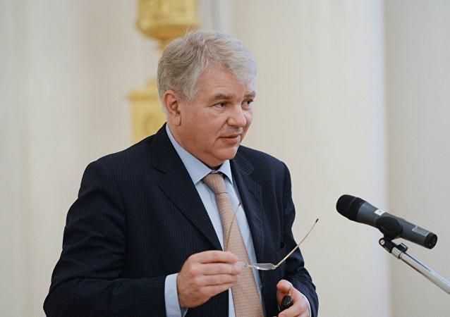 Russian Deputy Foreign Minister Aleksey Meshkov
