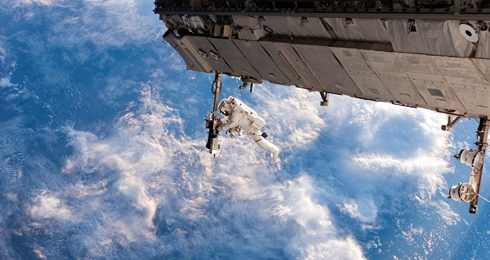 NASA bumps astronaut off June spaceflight in rare move