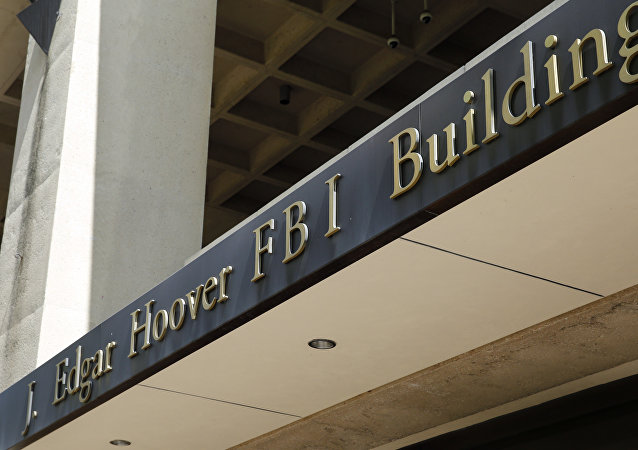 The FBI headquarters building in Washington, DC.