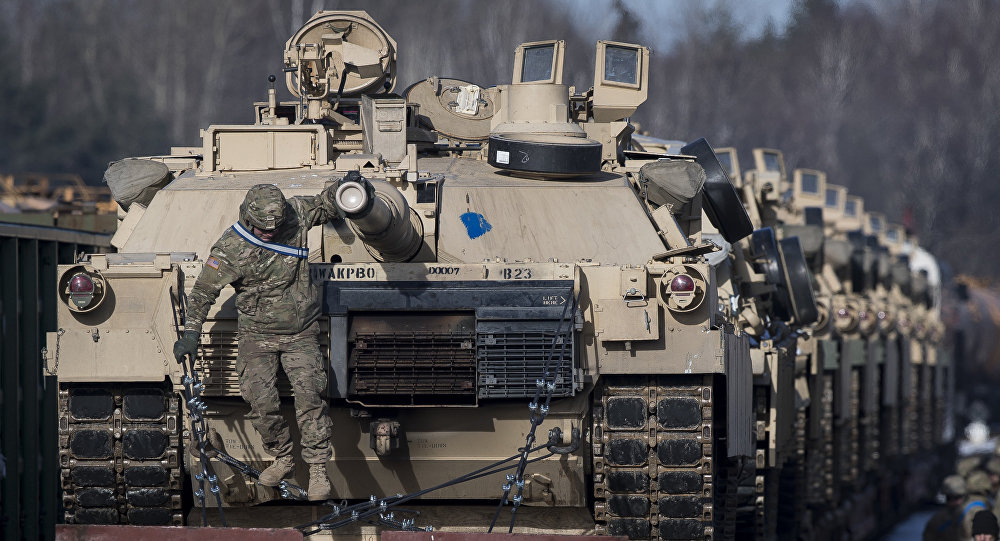 US Army Orders More Replacement Parts For Abrams Tanks