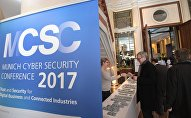 Preparations for the Munich Security Conference MCSC