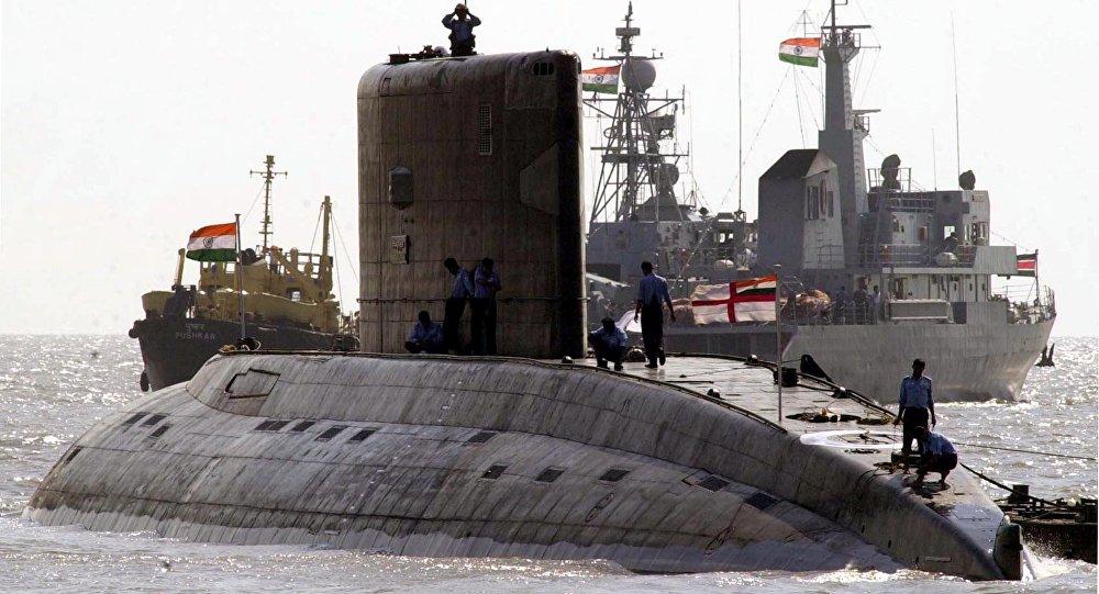 Indian kilo class submarine