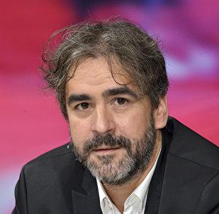 Deniz Yücel, a German journalist with Die Welt.