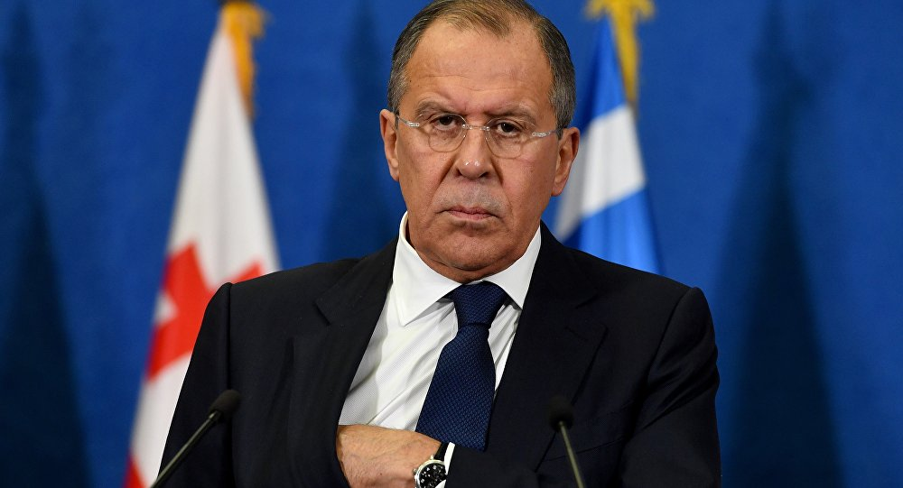Lavrov: Russia, US Inherited Many 'Ticking Time Bombs'...