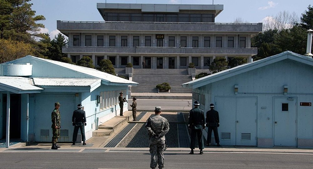 South Korea offers military talks with North Korea