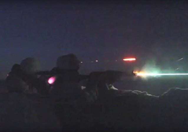 Orenburg Night Drills