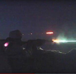 Orenburg Night Drills