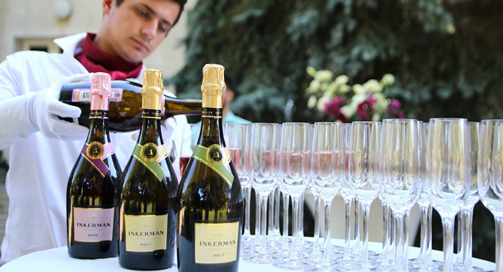 Bottoms Up! Russian Wines From Crimea Win Accolades in...
