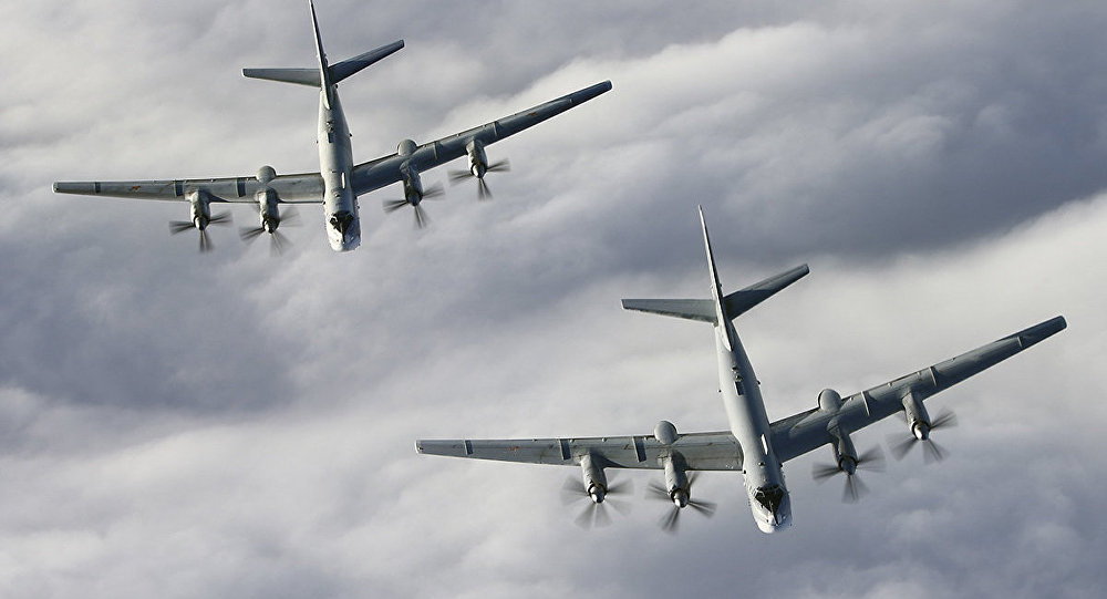 Pair of Russian Tu-95 Bombers Escorted by Japanese Fighters During Routine Flight – Defence Ministry