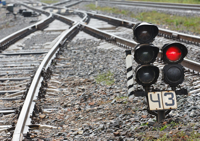 Train Collision Kills 5