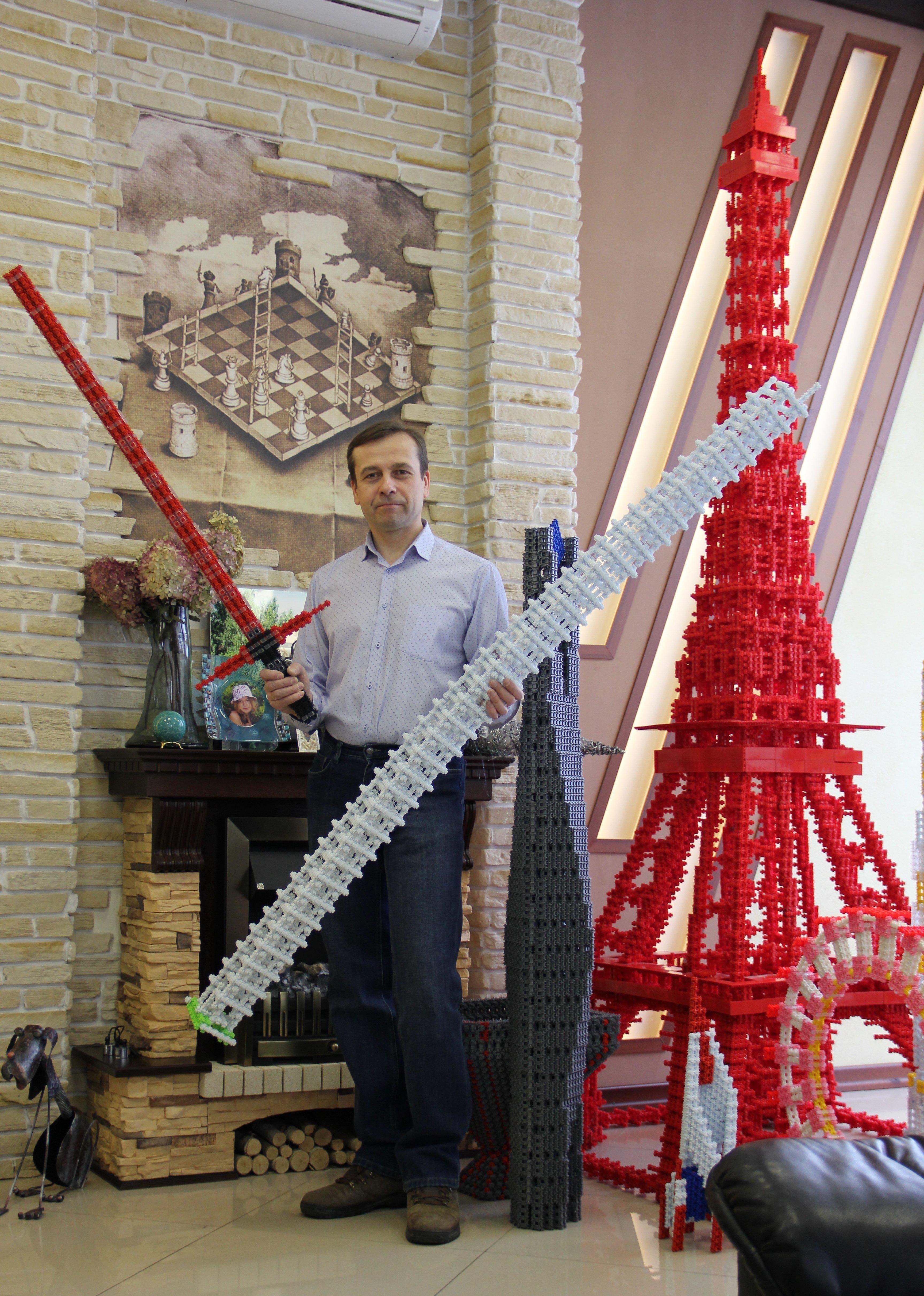 Fanclastic-inventor Dmitry Sokolov