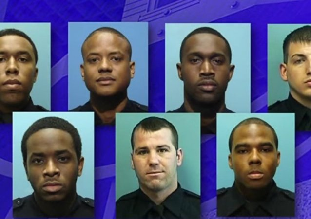 Seven Baltimore police officers arrested for falsely detaining, robbing and extorting their victims.