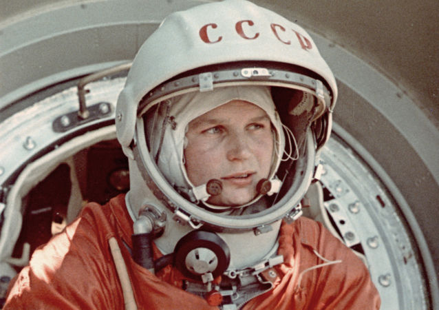 Legendary Soviet Cosmonaut Who Became First Woman in Space