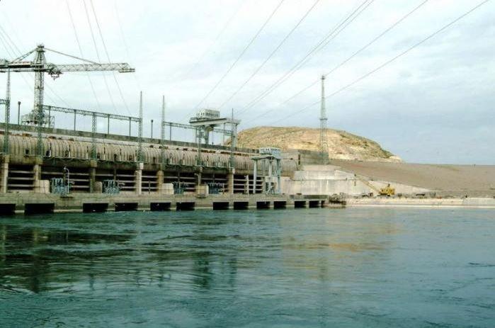 Tishrin Dam
