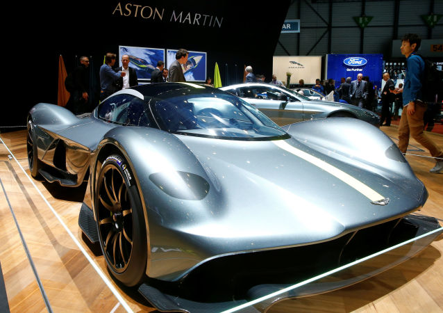 Delight for the Eye: State-of-the-Art Cars of International Geneva Motor Show