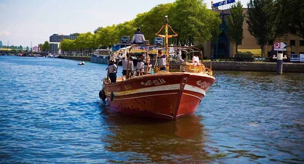 Rederij Lampedusa boat tour