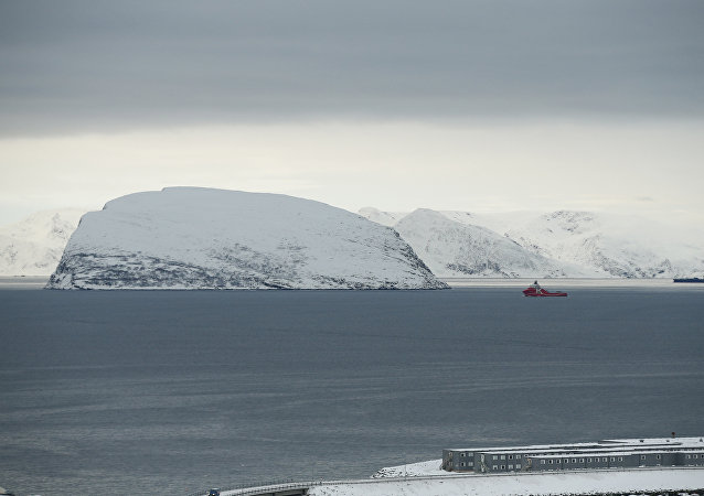 Hammerfest, northern Norway