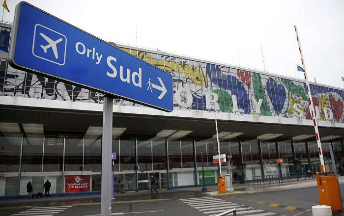 news article paris orly airport evacuated shooting