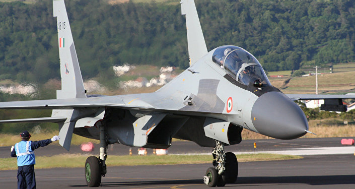 IAF Su-30MKI