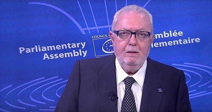 PEDRO AGRAMUNT, PACE President